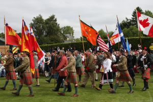 The International Clan March, 2010