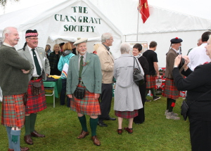 The Clan Tent 2014