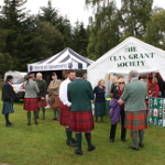 Abernethy Games Tent 2014