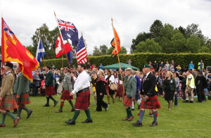 The Clan March 2014