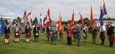 The Welcome Ceremony 2010