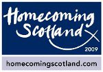 Homecoming Scotland Logo 2009