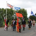 The Clan prepare to march